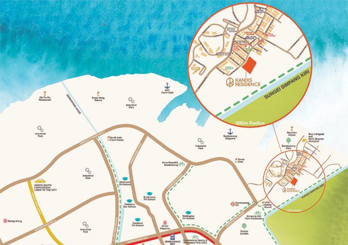 Sembawang Kandis Link Best condominium in singapore